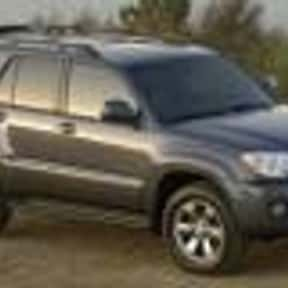 2008 Toyota 4Runner is listed (or ranked) 1 on the list The Best Sport Utility Vehicles of All Time