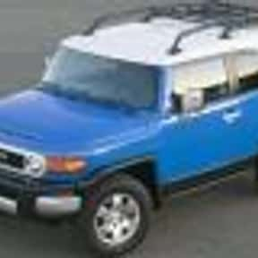 2008 Toyota FJ Cruiser is listed (or ranked) 3 on the list The Best Sport Utility Vehicles of All Time