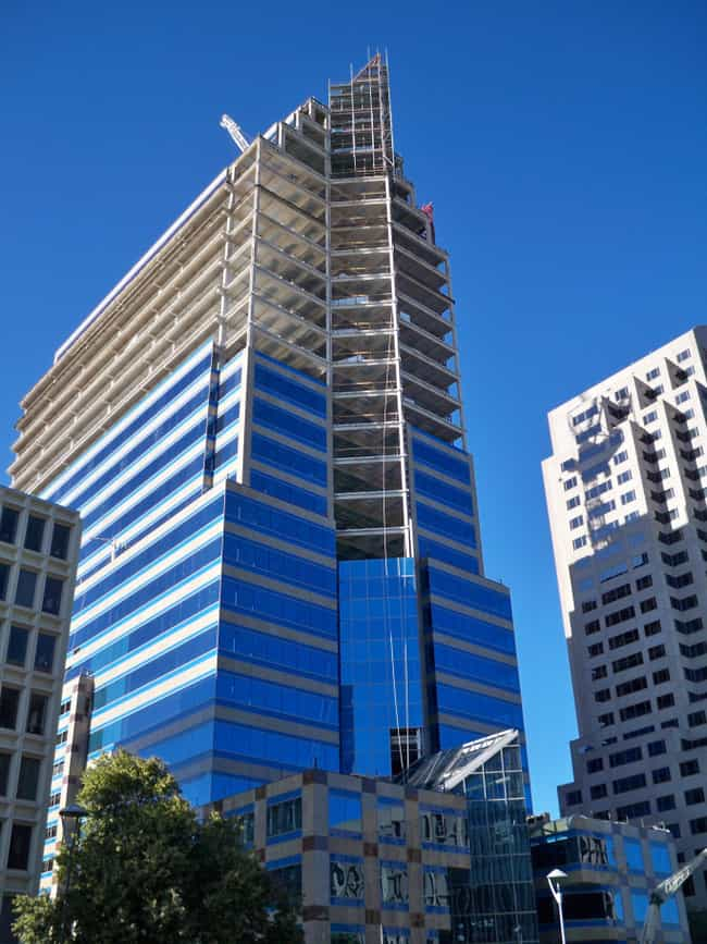 Bank of the West Tower ... is listed (or ranked) 1 on the list List of Famous Sacramento Buildings & Structures