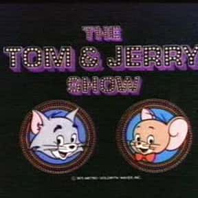 The Tom and Jerry Show is listed (or ranked) 2 on the list The Best Children's Shows of All Time