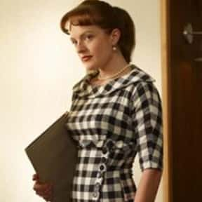 Peggy Olson is listed (or ranked) 9 on the list The Greatest Perpetually Single Women in TV History