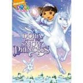 Dora Saves the Snow Princess is listed (or ranked) 24 on the list Full List of Dora The Explorer Episodes