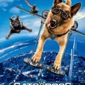 Cats & Dogs: The Revenge of Ki is listed (or ranked) 9 on the list The Best Cat Movies for Kids