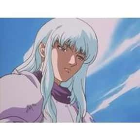 Griffith is listed (or ranked) 18 on the list The Greatest Anime Villains of All Time