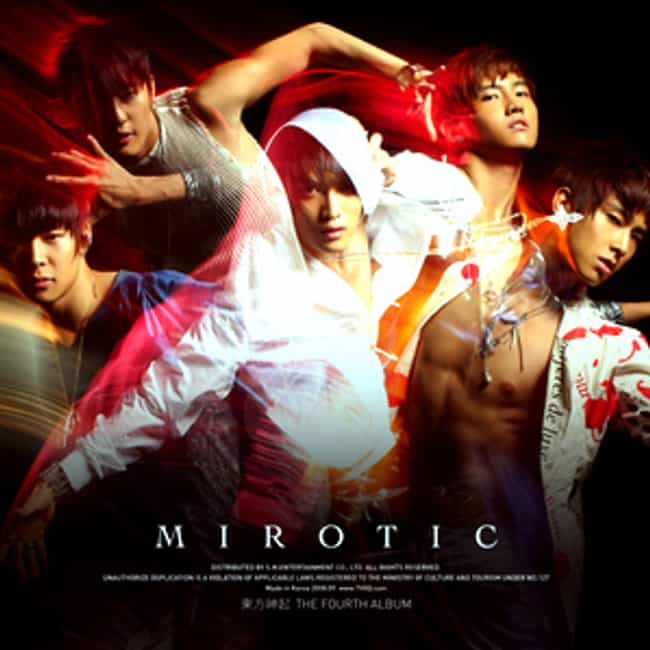 Mirotic is listed (or ranked) 1 on the list The Best TVXQ Albums of All Time