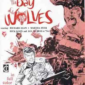The Day of the Wolves is listed (or ranked) 7 on the list The Best Richard Egan Movies