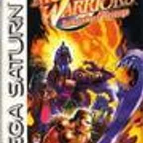 Night Warriors: Darkstalkers'  is listed (or ranked) 5 on the list The Best Sega Saturn Fighting Games