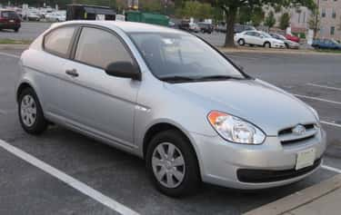Hyundai Accent is listed (or ranked) 2 on the list Full List of Hyundai Motor Company Models