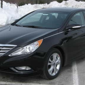 Hyundai Sonata is listed (or ranked) 13 on the list The Best Midsize Family Sedans