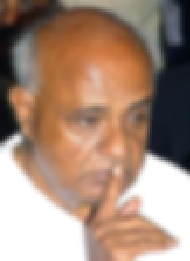 H. D. Deve Gowda is listed (or ranked) 4 on the list The Best Chief Minister of Karnataka.