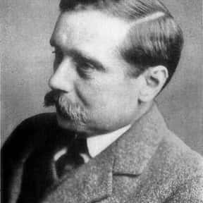 H. G. Wells is listed (or ranked) 12 on the list The Best Writers of All Time