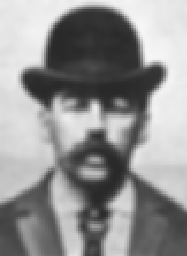 H. H. Holmes is listed (or ranked) 8 on the list The Scariest Serial Killers in History