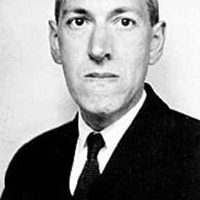 H. P. Lovecraft is listed (or ranked) 13 on the list The Best Fantasy Authors