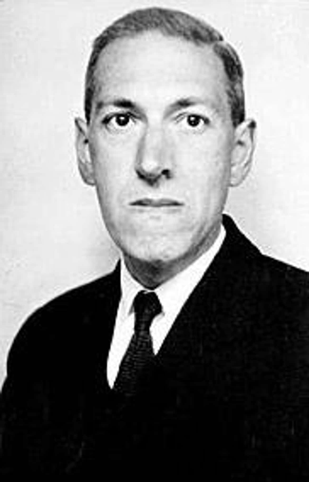 H. P. Lovecraft is listed (or ranked) 1 on the list Famous People Who Died of Malnutrition