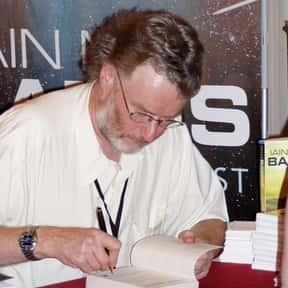 Iain Banks is listed (or ranked) 8 on the list 180+ Atheist Authors and Journalists