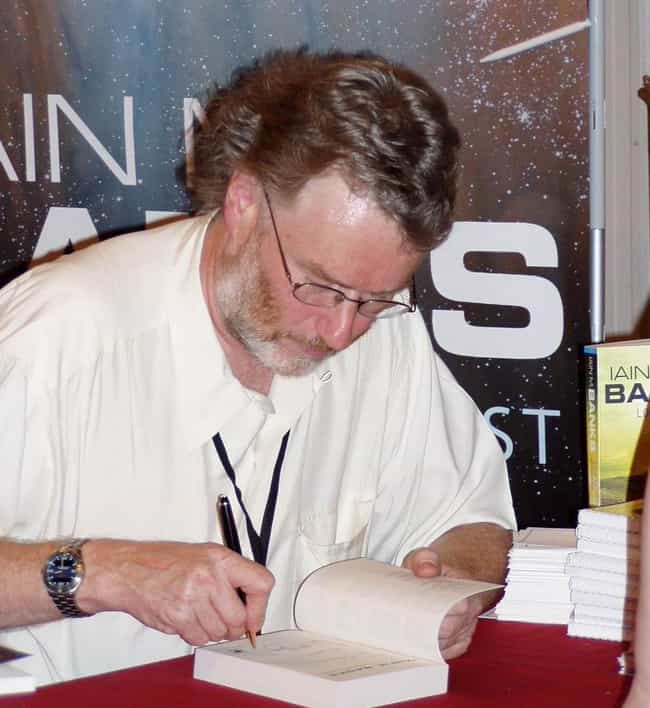 Iain Banks is listed (or ranked) 4 on the list Famous TV Actors from Scottish people