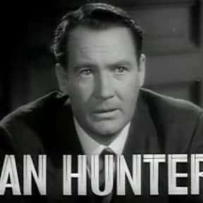 Ian Hunter is listed (or ranked) 11 on the list Popular Film Actors from South Africa