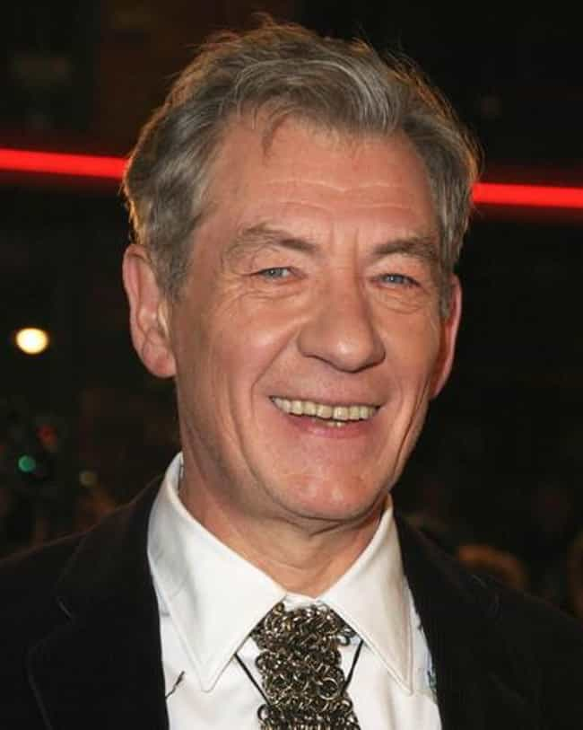 Ian McKellen is listed (or ranked) 3 on the list Famous People Who Survived Prostate Cancer