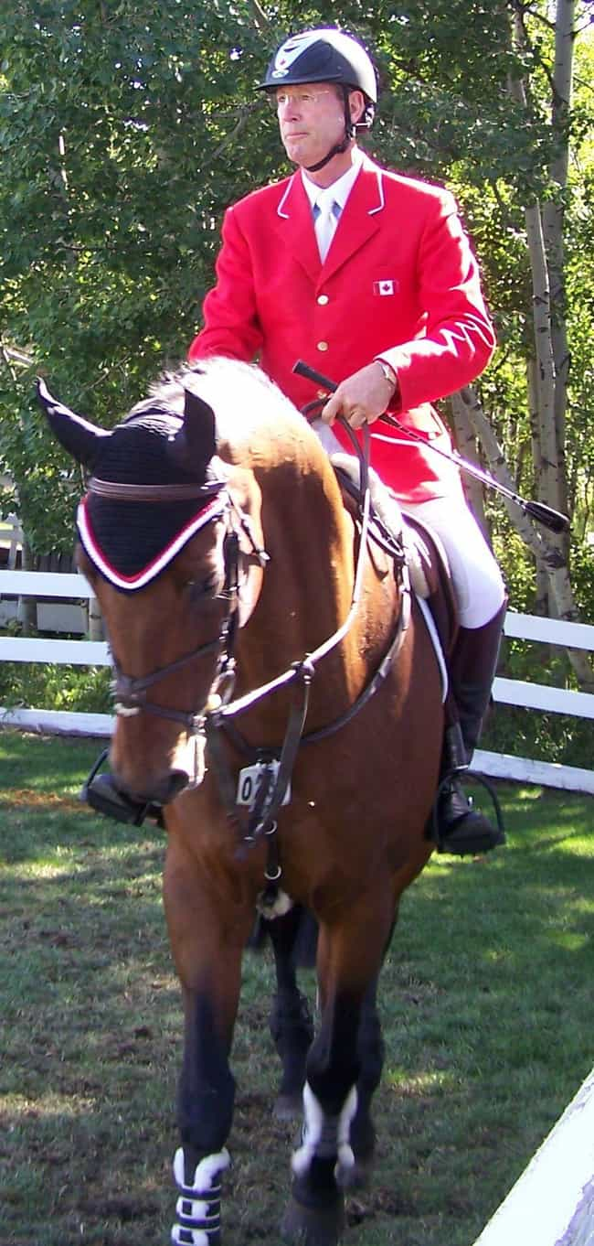 Ian Millar is listed (or ranked) 1 on the list List of Famous Breeders