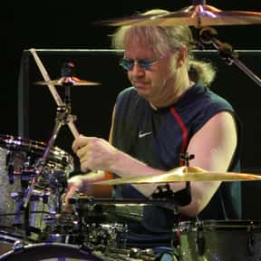 Ian Paice is listed (or ranked) 15 on the list The Best Drummers Of All Time
