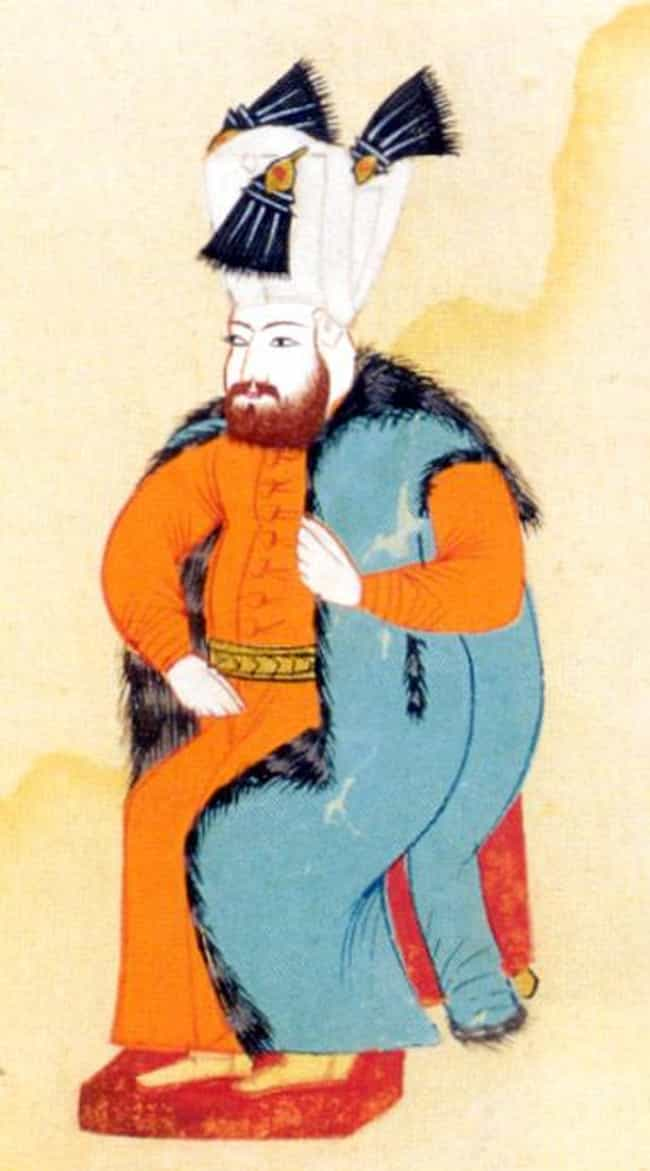 "Ottoman Emperor Ibrahim I Held Palace-Wide Group ""Parties"""