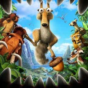 Ice Age: Dawn of the Dinosaurs is listed (or ranked) 8 on the list The Highest-Grossing PG Rated Movies Of All Time