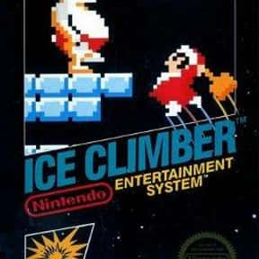 Ice Climber is listed (or ranked) 24 on the list The Best Classic Nintendo Arcade Games