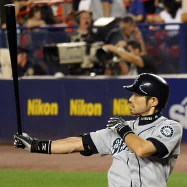 Ichiro Suzuki is listed (or ranked) 1 on the list The Best MLB Players Who Retired In 2019