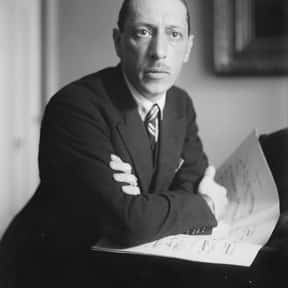 Igor Stravinsky is listed (or ranked) 6 on the list List of Famous Conductors