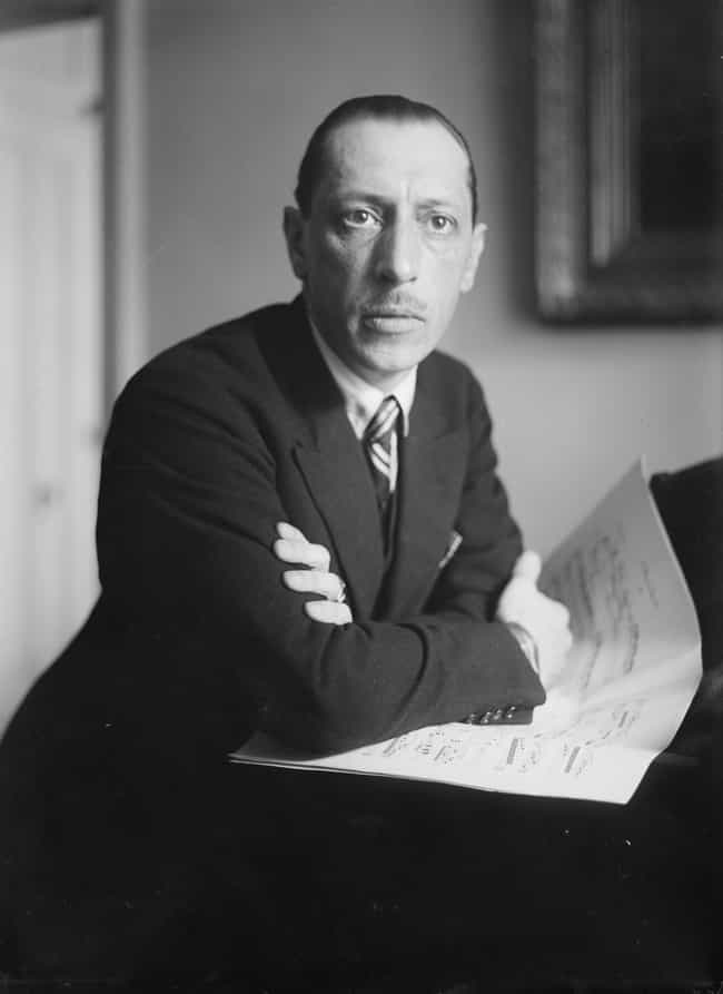Igor Stravinsky is listed (or ranked) 1 on the list Famous People Buried in Isola Di San Michele