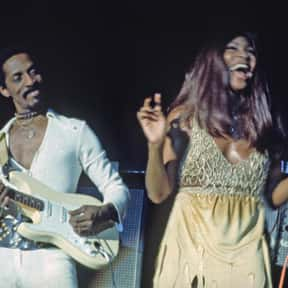 Ike & Tina Turner is listed (or ranked) 15 on the list The Best Musical Duos