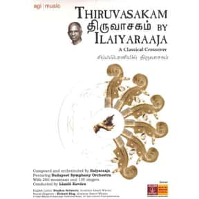 Ilaiyaraaja is listed (or ranked) 5 on the list Famous Writers from India