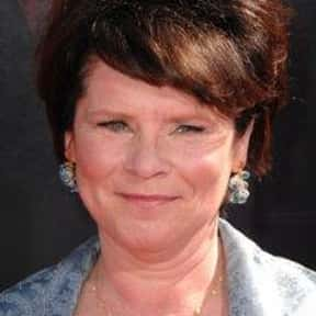 Imelda Staunton is listed (or ranked) 22 on the list The Best English Actresses of All Time