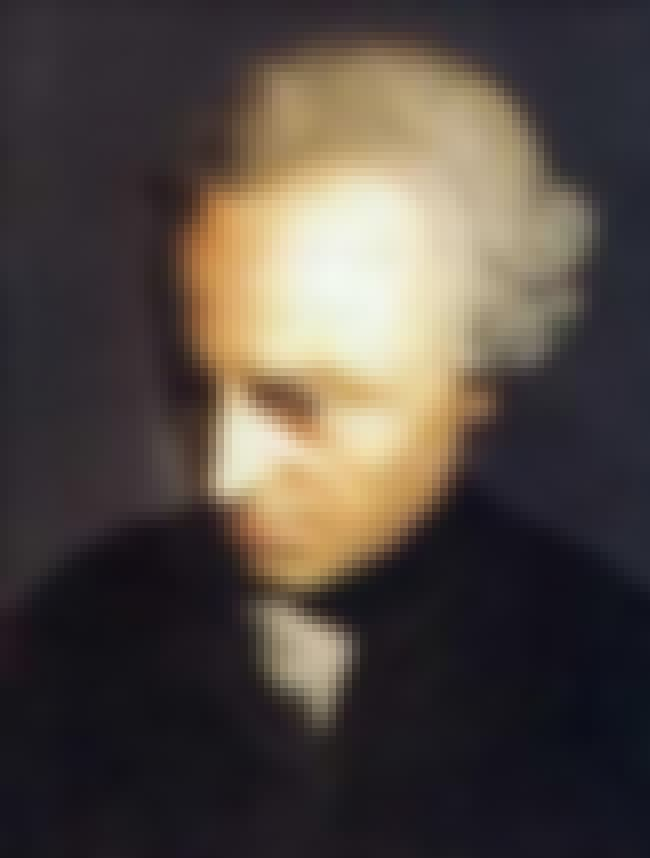 Immanuel Kant is listed (or ranked) 3 on the list Famous Philosophers from Germany