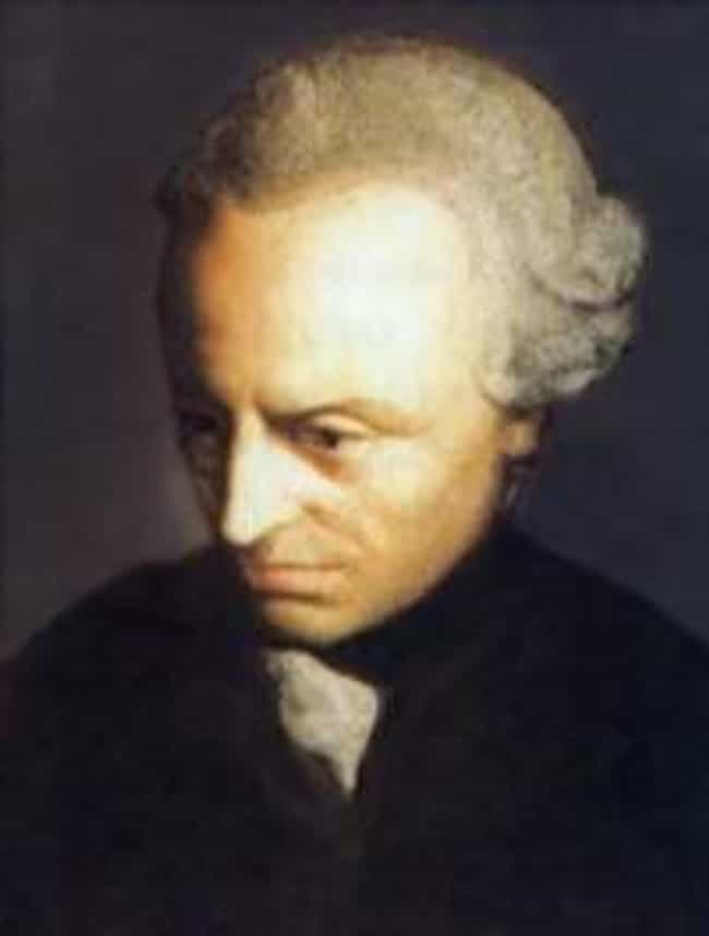 Immanuel Kant is listed (or ranked) 1 on the list List of Famous Ethicists