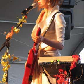 Imogen Heap is listed (or ranked) 18 on the list The Best Female Indie Artists & Female-Fronted Bands