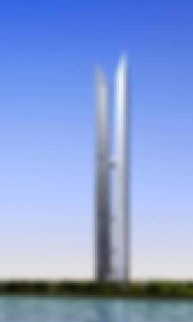 151 Incheon Tower is listed (or ranked) 1 on the list List of John Portman Architecture