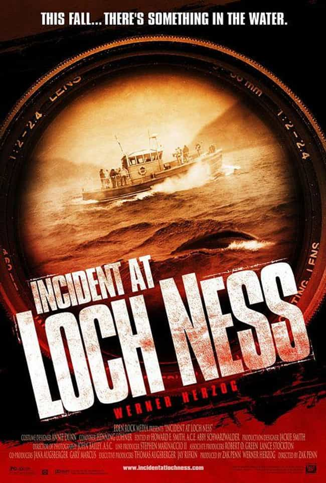 Incident at Loch Ness is listed (or ranked) 4 on the list The Best Loch Ness Monster Movies