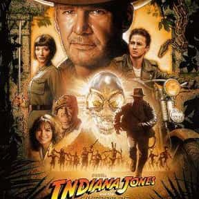 Indiana Jones and the Kingdom  is listed (or ranked) 17 on the list The Best Movies About Finding Lost Worlds