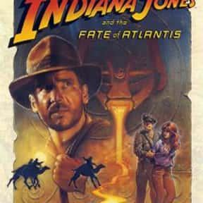 Indiana Jones and the Fate of  is listed (or ranked) 1 on the list The Best Point and Click Adventure Games Of All Time