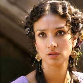 Indira Varma is listed (or ranked) 9 on the list Rome Cast List