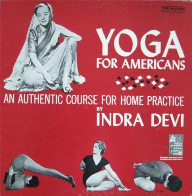 Indra Devi is listed (or ranked) 2 on the list Health & Wellness Experts Who Lived the Longest