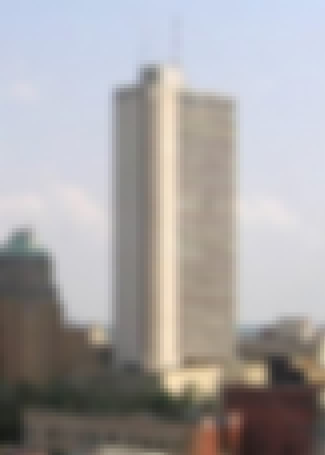RSA–BankTrust Building is listed (or ranked) 2 on the list List of Famous Mobile Buildings & Structures