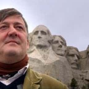 Stephen Fry in America is listed (or ranked) 6 on the list The Best Documentary Miniseries