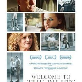 Welcome To The Rileys is listed (or ranked) 22 on the list Great Movies About Sick & Dying Children
