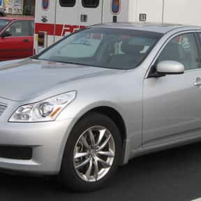 Infiniti G is listed (or ranked) 22 on the list The Fastest Used Sports Cars under 20k