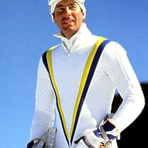 Ingemar Stenmark is listed (or ranked) 6 on the list The Most Influential Athletes Of All Time