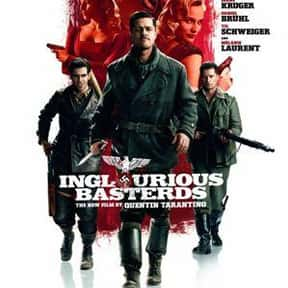 Inglourious Basterds is listed (or ranked) 13 on the list The Best R-Rated Drama Movies