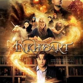 Inkheart is listed (or ranked) 22 on the list Movies Based On Books You Should Have Read In 4th Grade