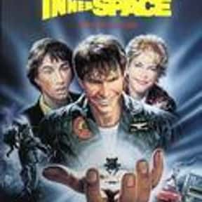 Innerspace is listed (or ranked) 22 on the list The Best Movies of 1987